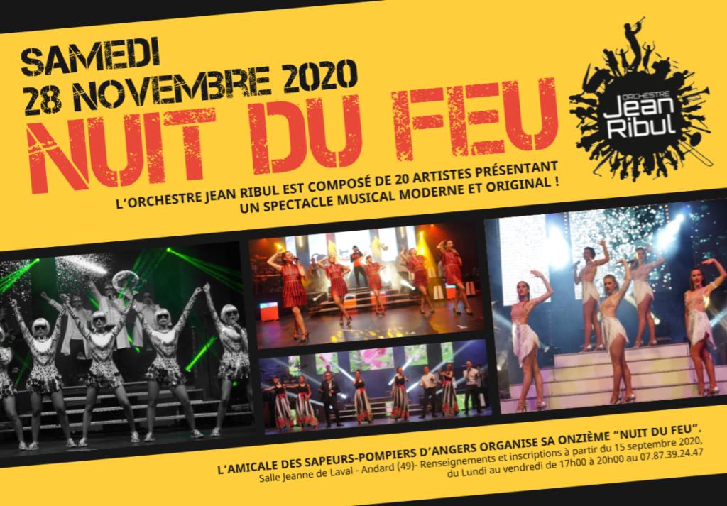Jean Ribul Calendrier 2021 Bienvenue | ASP